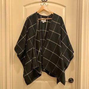 Old Navy poncho/wrap